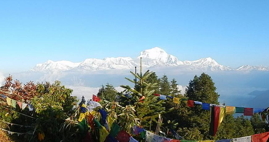 Annapurna,  Ghorepani,  Poon Hill Trek With Pokhara, Lumbini, Chitwan Tour