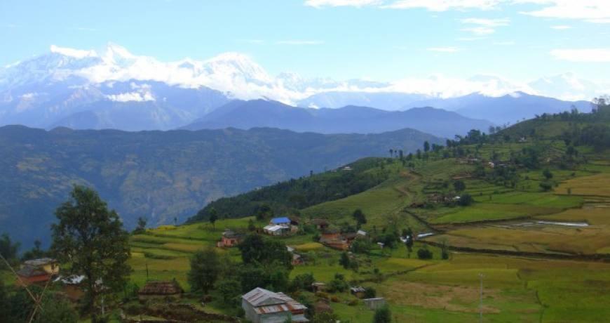 Annapurna Panchase Trek