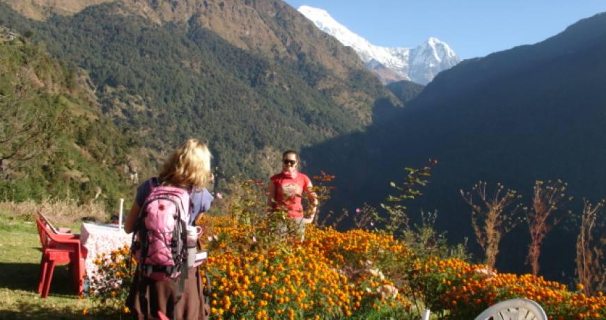 Annapurna Poon Hill with Sarangkot Trek