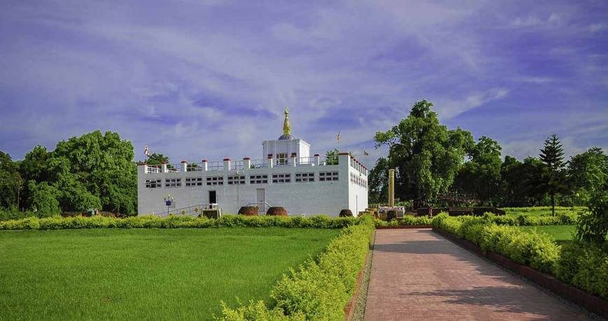 Buddhist Circuit with Halesi