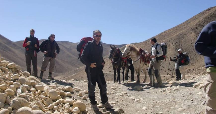 Jomsom-Muktinath Trek