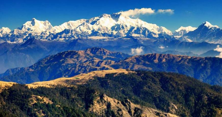 Kanchenjungha-Sikkim Trek