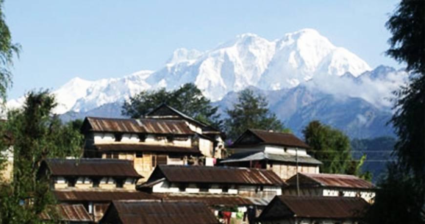 Lamjung Himal Trek