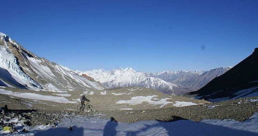 Manaslu Circuit Trek Via Annapurna Base camp