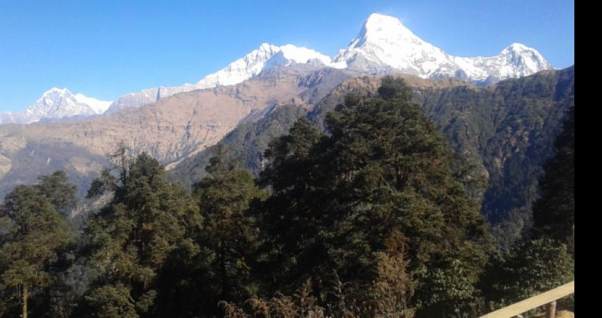 Massive Himalaya Trek