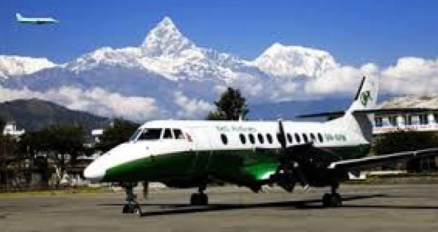 Mountain Flight