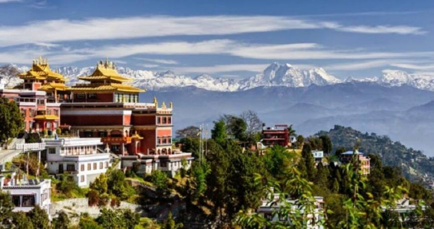 Namobuddha Monastry