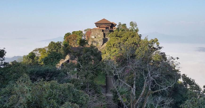 Gorkha Durbar - The Palace of King Prithvi Narayan Shah