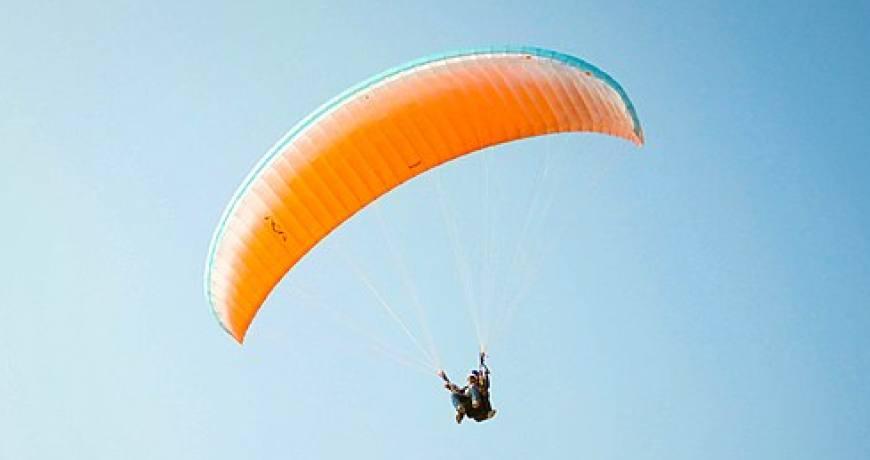 Paragliding In Pokhara - Bandipur