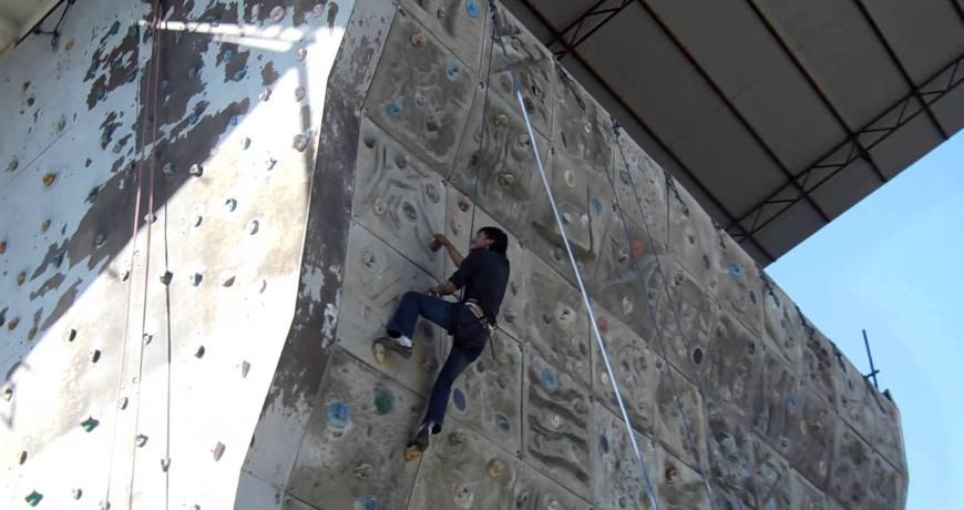 Rock Climbing Nepal
