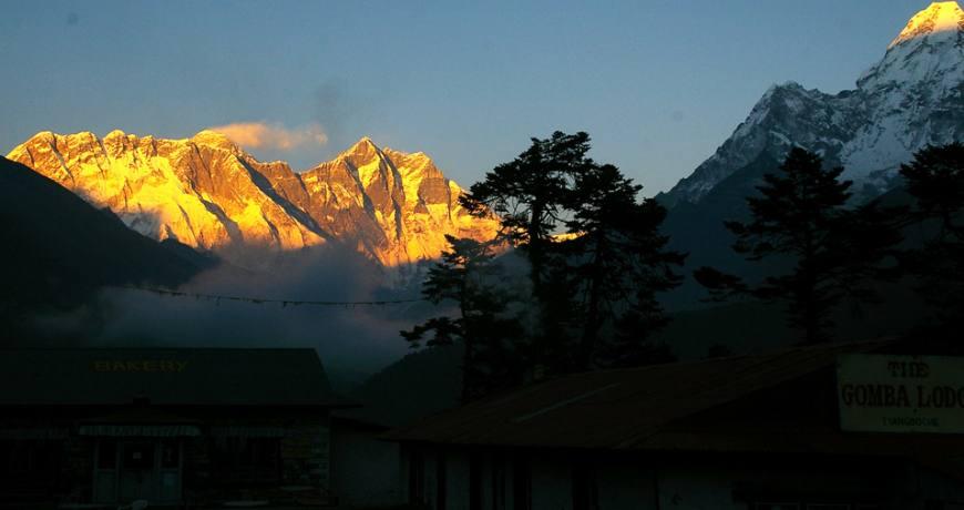 Tengboche Everest View Trek