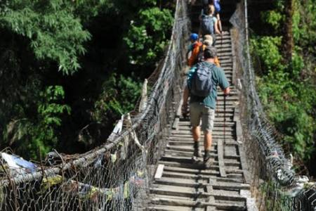 Annapurna Circuit Treks 11 Days