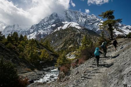 Annapurna to Dolpa via Dhorpatan
