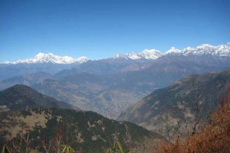 Arun Valley & Milke Danda Trek