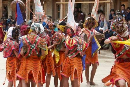 Bhutan Gomkora Festival Tour