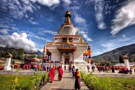 Bhutan Trek & Festival Tour