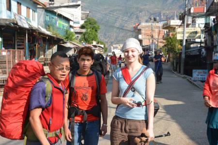 Langtang Gosaikunda Sundarijal Trek 2019/20