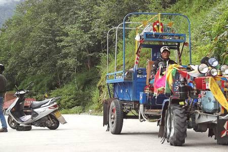 Nepal Tibet China Out