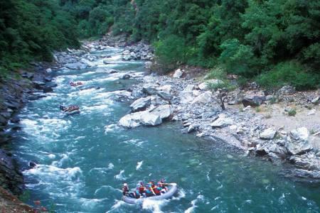 Sun Koshi River