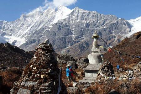 Tamang Heritage Trek via Langtang & Helambu